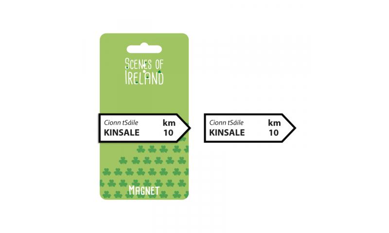 Kinsale Roadsign Magnet