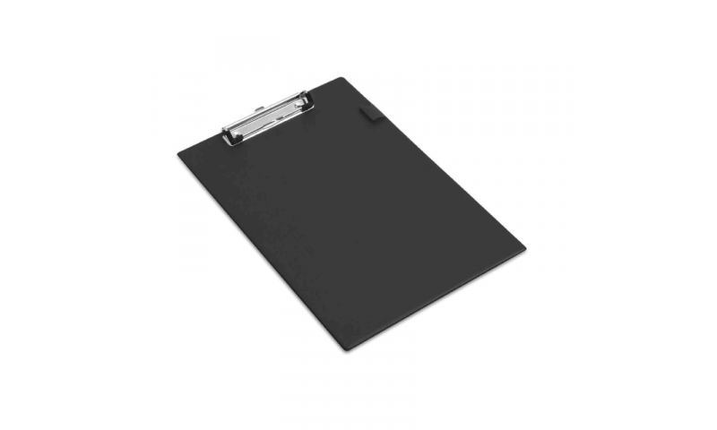 Rapesco Single PVC clipboard with Pen Holder in 3 colours (New Lower Price for 2021)