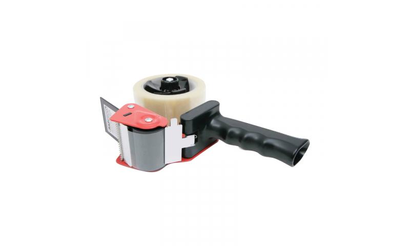 Rapesco Carton Tape Dispenser w/ brake, 50x66m or 132m Tape (80222)