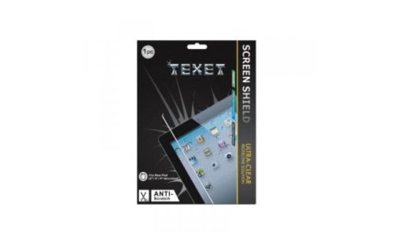 Texet iPad 3, Screen Saver Protector Sheet (New Lower Price for 2021)