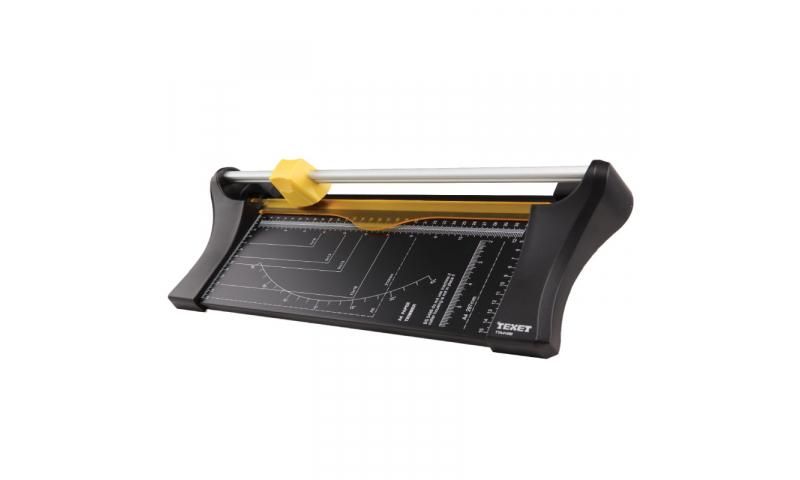 Texet A4 10 Sheet Desk Trimmer, Metal base