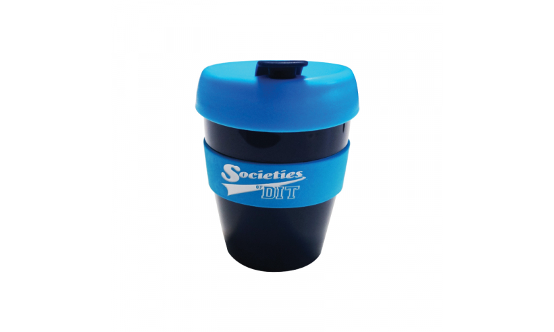 KeepMe Cup,  Re-usable coffee cup, 12oz, Your own colour-mix customisable