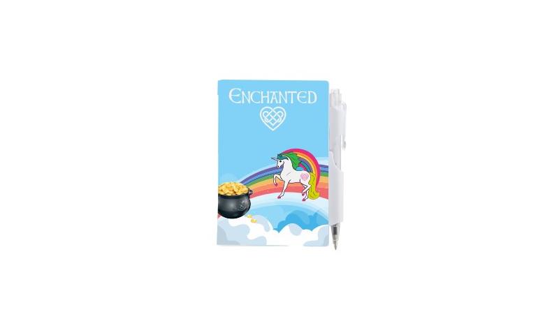 Unicorn Ireland Rigilock A7 Notebook