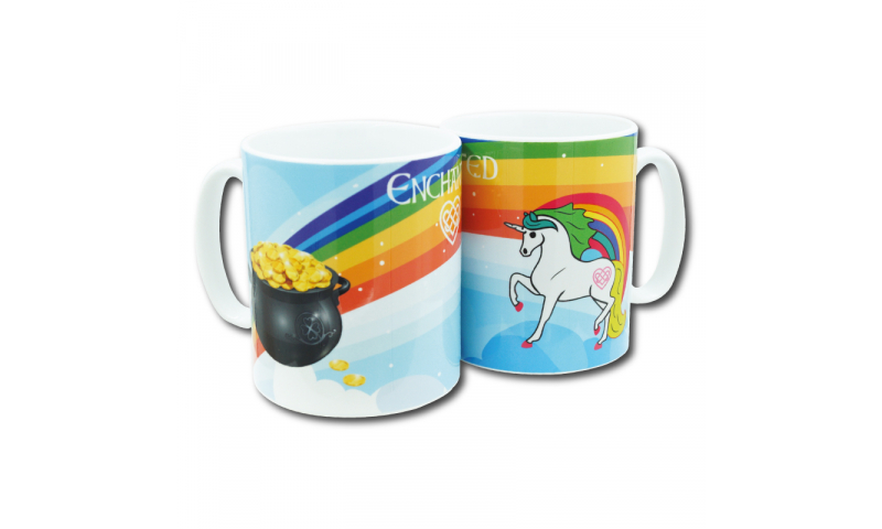 Unicorn Ireland Ceramic Mug