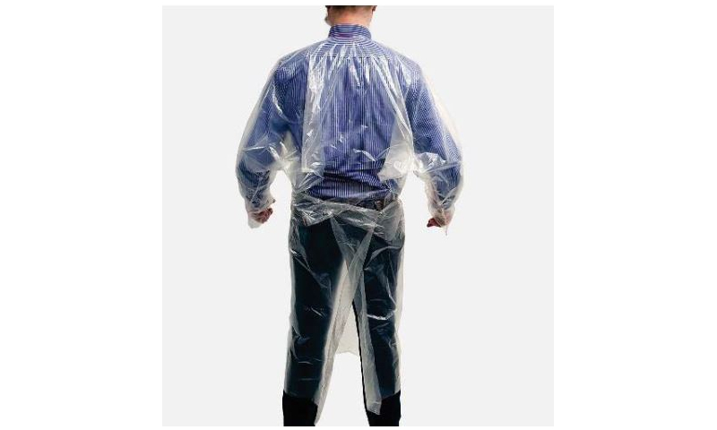 úR Gown PP Full covering Waterproof Protective Disposable Gown