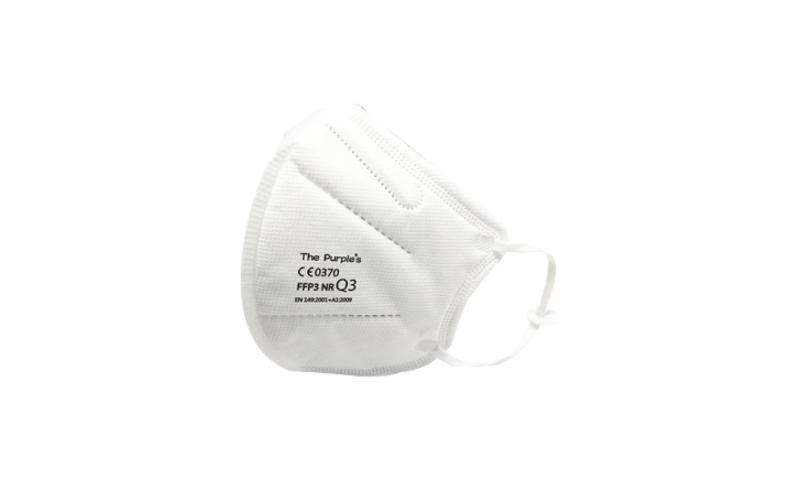 FFP3 Fold Flat Face Mask, Individually Packed, Box of 25