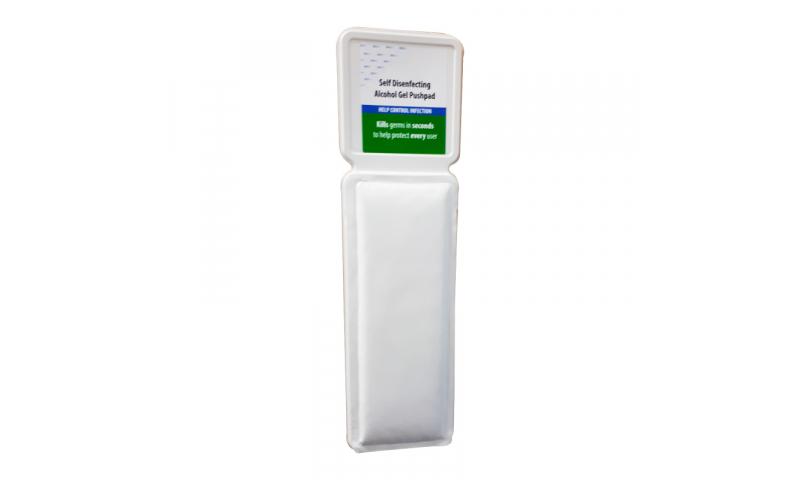 ViraBloc Gel Door Push Sanitising Pad