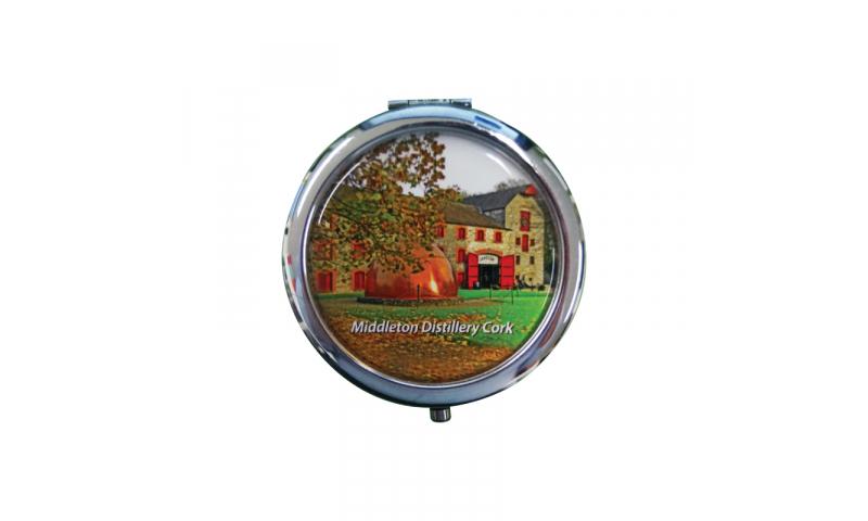 MM2 Resin Domed  Mirror, 60mm, Full Colour ^*