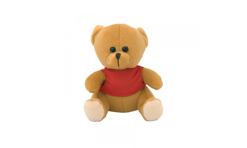Teddy Bear Sitting > 15cm, , printed t-shirt, 1 col print inc.
