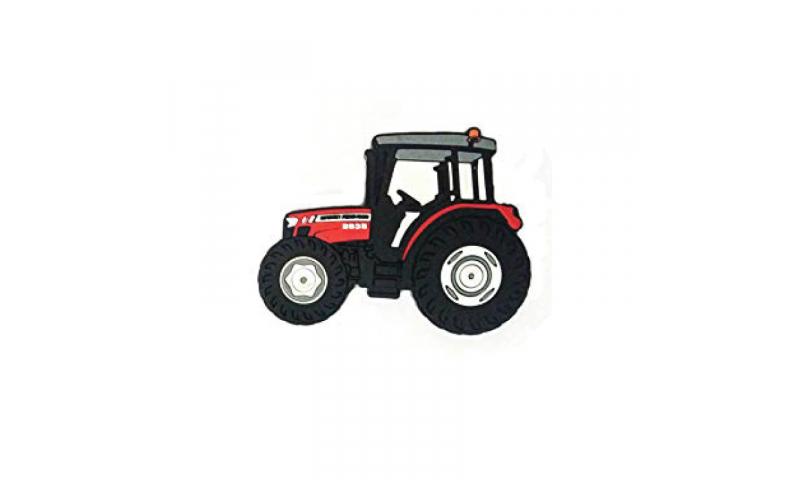 Bespoke Rubber Tractor Fridge Magnet