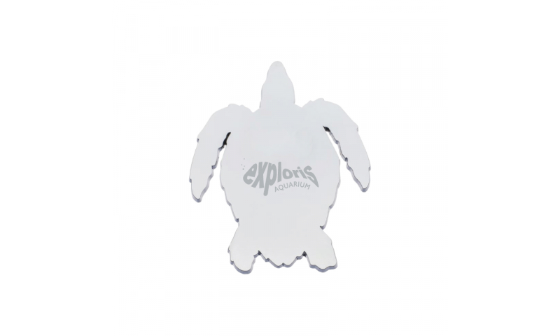 Animal Shaped Chromium Fridge Magnet, lazer engraved, 144pcs /design