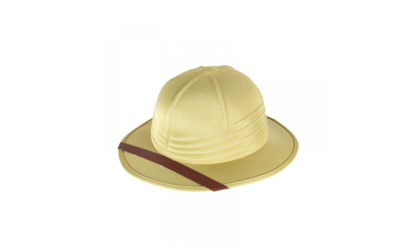 Safari hat, Childs size, printed 1 colour on peak