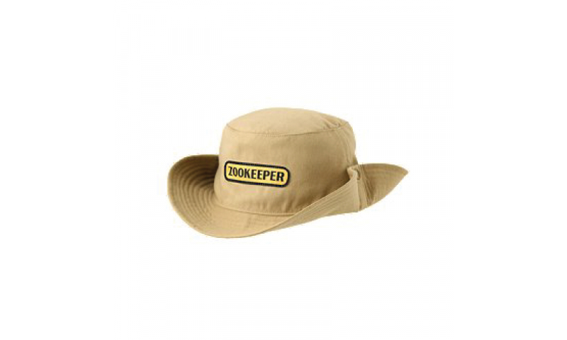 Bush hat, Adult size, Full Colour Print to Front *