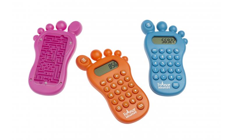 Zing Maze Foot Calculator
