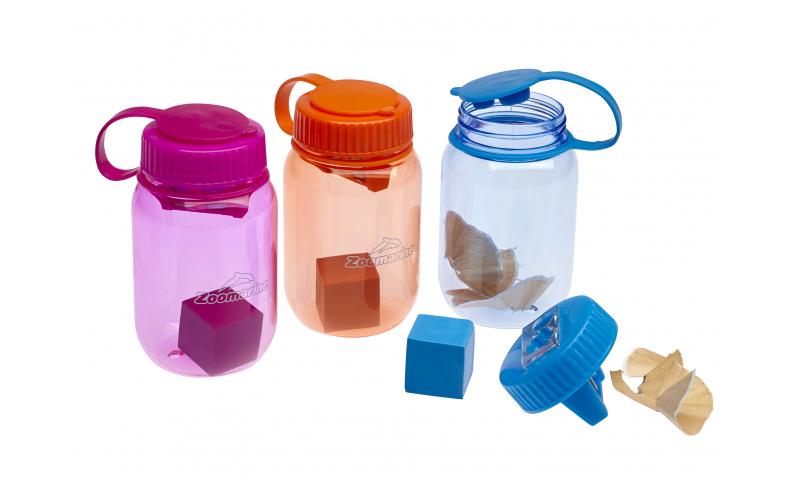 Zing Jar Sharpener and eraser