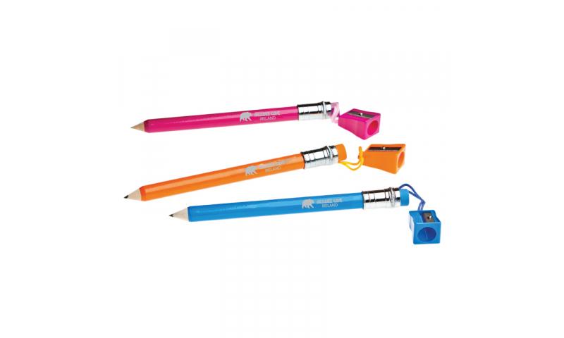 Zing Midi Pencil & Sharpener